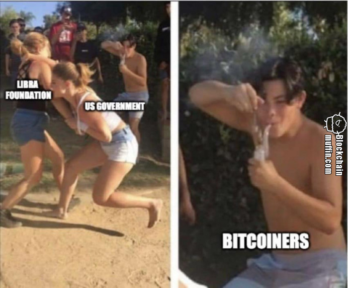 Facebook Libra vs US Government vs Bitcoiners