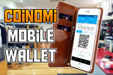 Coinomi - mobile wallet