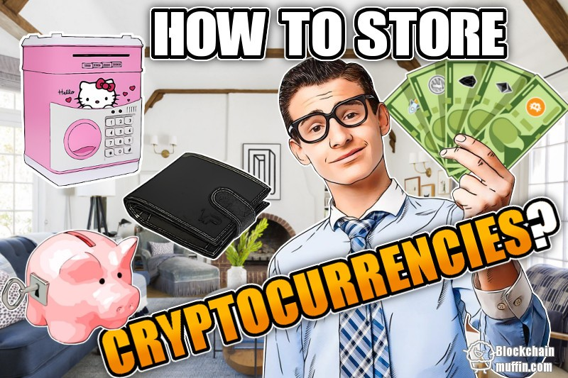 How To Store Cryptocurrencies? | Beginner's Guide