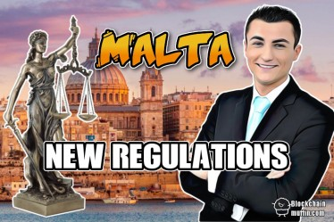 Malta – first country which supports blockchain technology