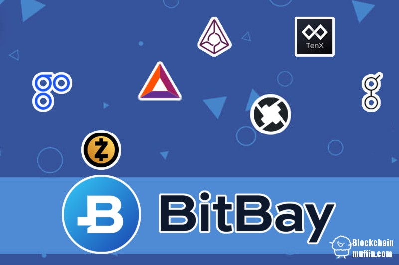 BitBay adds new coins and tokens