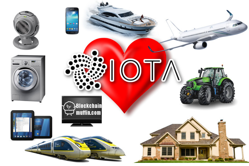 What is IOTA? IOTA Cryptocurrency and Project Description
