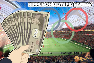Will Ripple be the official cryptocurrency of the Tokyo Olympic Games in 2020?