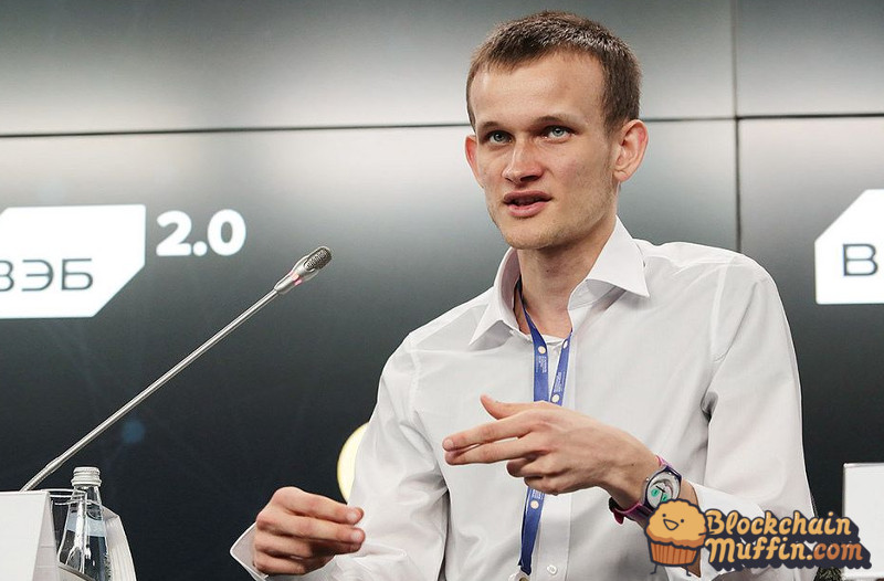 Vitalik Buterin Gives Away $300k to Three Ethereum Startups